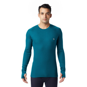 Mountain Hardwear Diamond Peak Camiseta Térmica Hombre, dive